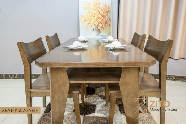 Kinh nghiệm chọn bàn ăn gỗ an toàn chất lượng đạt chuẩn cho gia đình