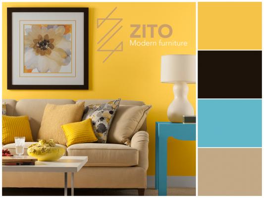 Chọn màu sắc cho Bàn Ghế SOFA phù hợp với không gian sống