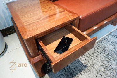 Thiết kế tiện lợi của sofa ZG 134