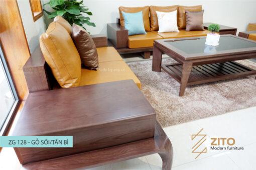 zg 128 phù hợp không gian phòng khách lớn