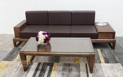 Sofa văng gỗ hiện đại ZG 133