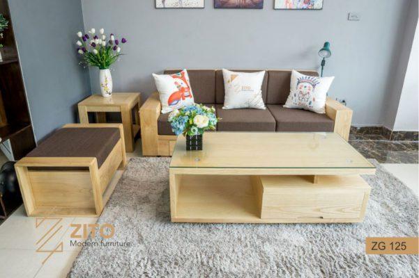 zg 125 hoàn hảo cho phòng khách