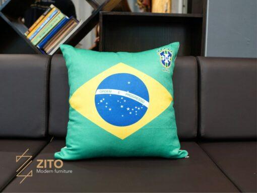 zito go om sofa goi tua lung world cup 6 Gối ôm Worldcup