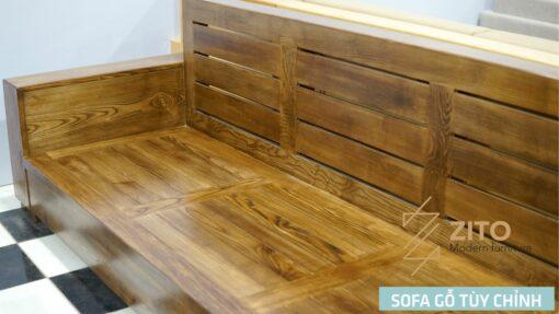 zito sofa go tuy chinh 103 1 Sofa gỗ Sồi văng ZG 103 S08