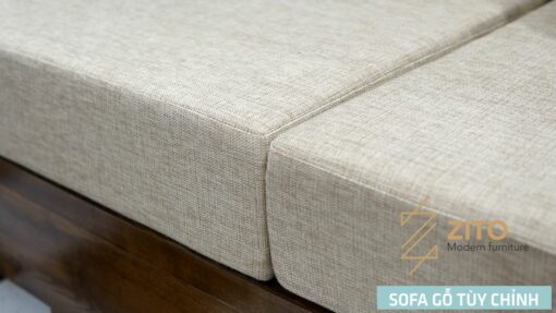 zito sofa go tuy chinh 103 4 Sofa gỗ Sồi văng ZG 103 S08