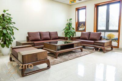 Thiết kế mẫu sofa ZG 156 OC