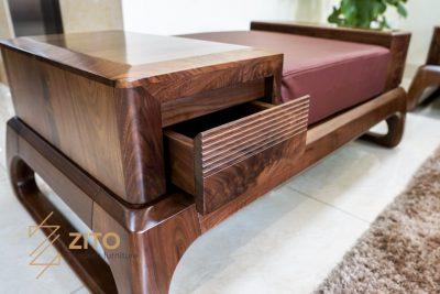 Thiết kế độc đáo của sofa ZG 156
