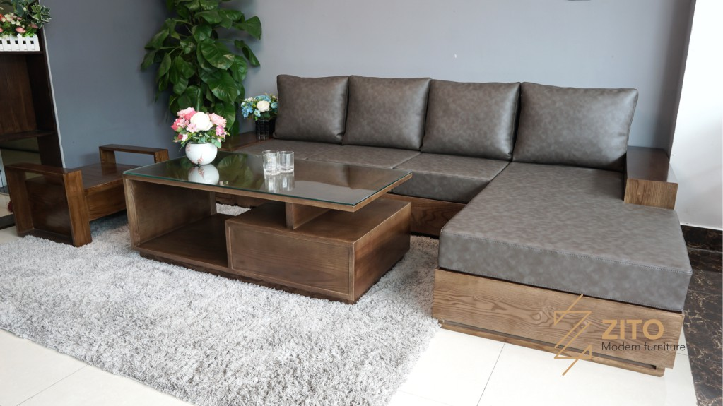 Kích thước mẫu sofa zg 101 S08