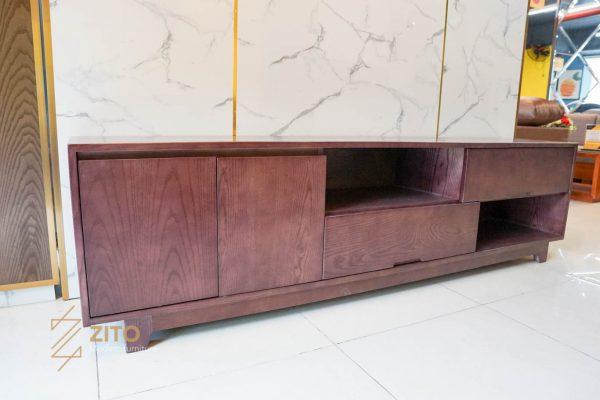 Kệ tivi gỗ sồi ZK 509 S08