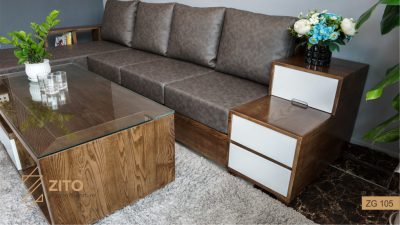 Thiết kế mẫu zg 105 gỗ sồi