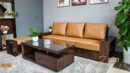 zg 103 phù hợp không gian phòng khách nhỏ