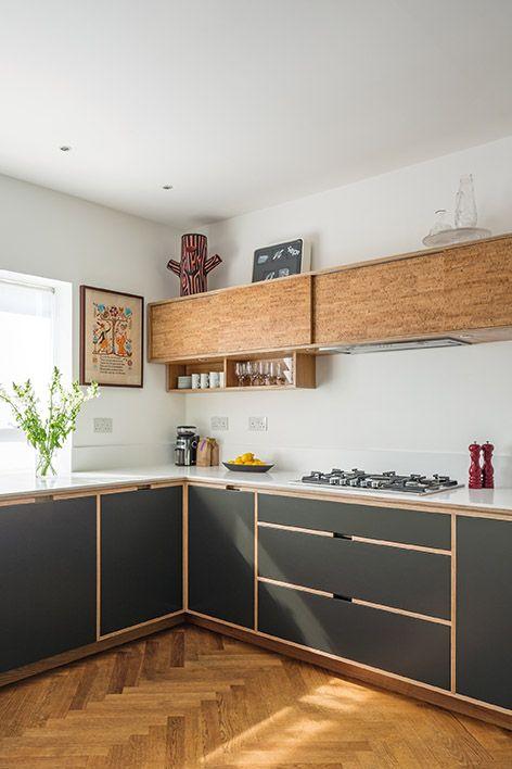 nội thất phòng bếp đẹp hiện đại tiện lợi