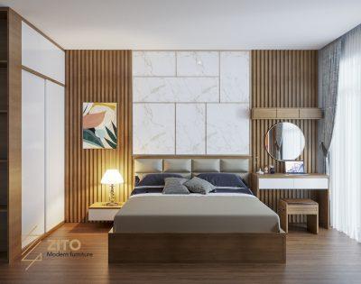 thiết kế thi công nội thất căn 3pn the emerald