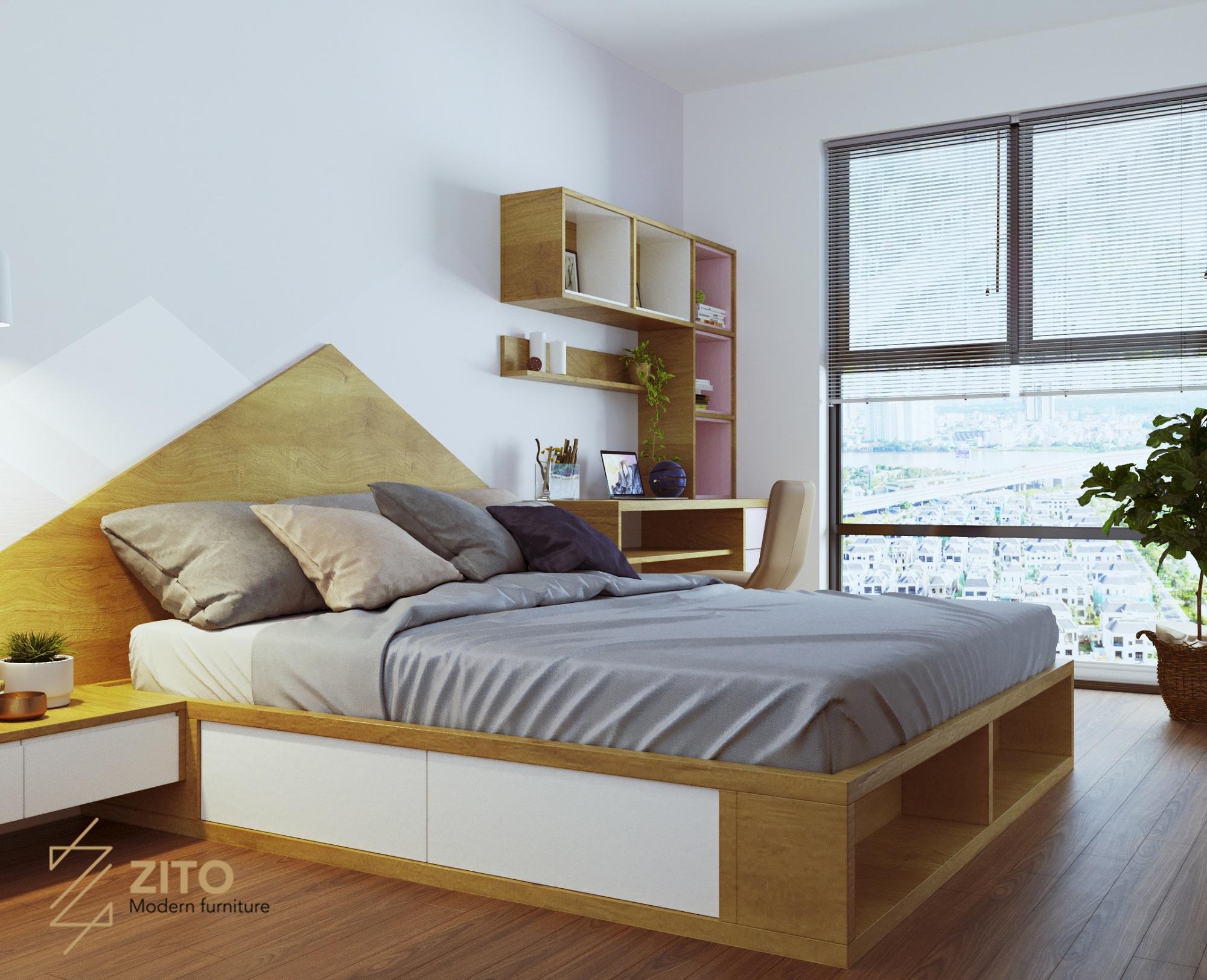 giá nội thất 3 phòng ngủ
