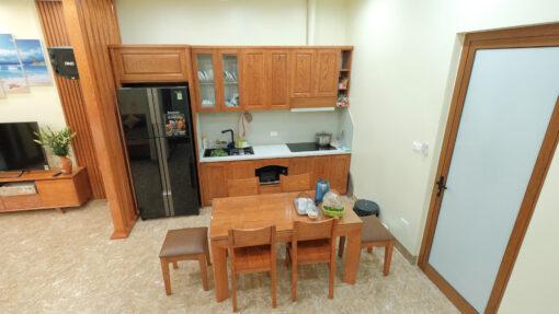 Thiết kế và thi công nội thất phòng bếp