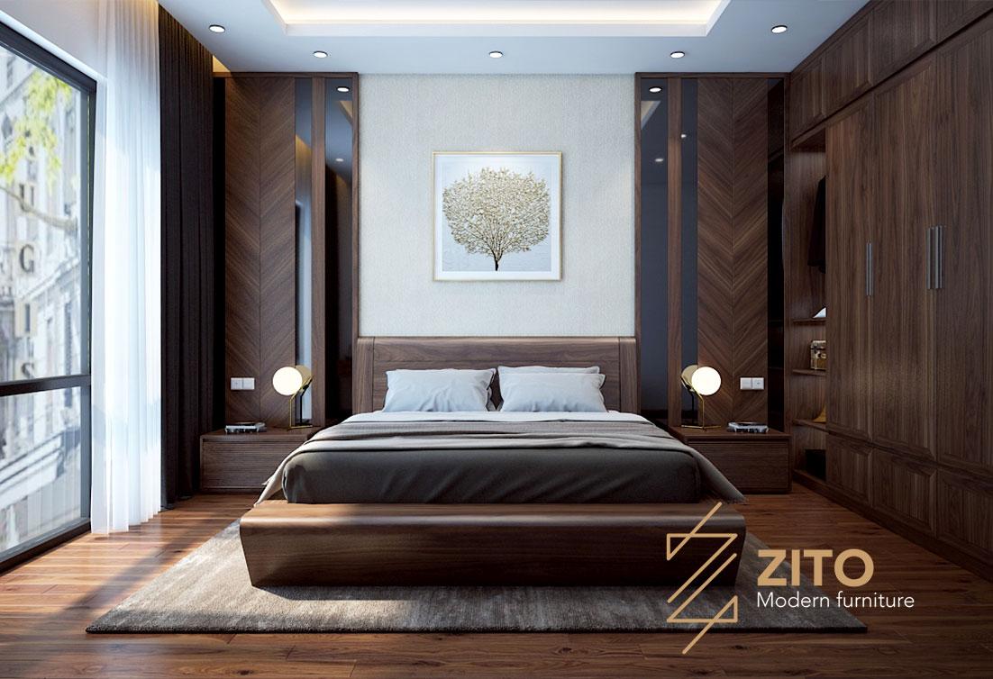 nội thất phòng ngủ 4x4
