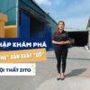 xưởng sản xuất nội thất ZITO