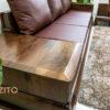 mua sofa gỗ óc chó tài lộc phong thủy