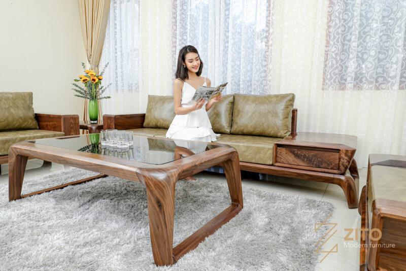 Ưu đãi khi mua sofa gỗ tại ZITO