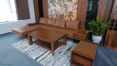 ZG 132 chữ L phù hợp với nhiều không gian phòng khách