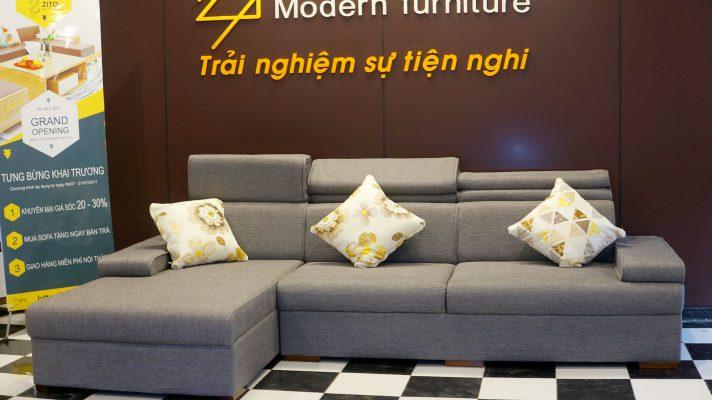 Hướng dẫn cách bảo quản sofa nỉ