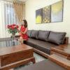 Chọn màu ghế sofa theo hướng phòng khách