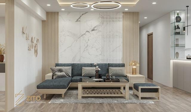Kinh nghiệm chọn sofa gỗ hợp mệnh thổ