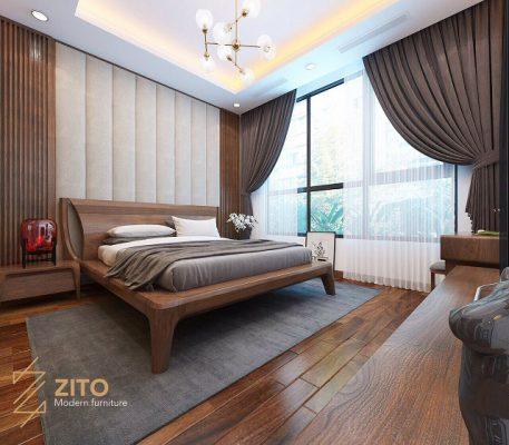 Cách chọn giường ngủ gỗ phong thuỷ