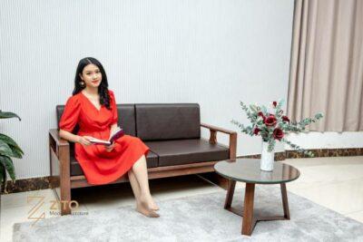Sofa văng ZG 163 món quà hoàn hảo cho phòng khách nhỏ