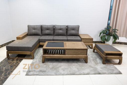 sofa go tu nhien zito ZG 155c-5