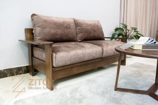 sofa vang go tu nhien zito ZG 167-3